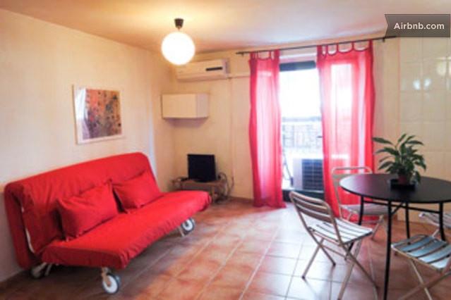 Квартира центре Барселоны E4 in Barcelona от $55 в сутки  ------------------------  тоже вроде ничего так вариант