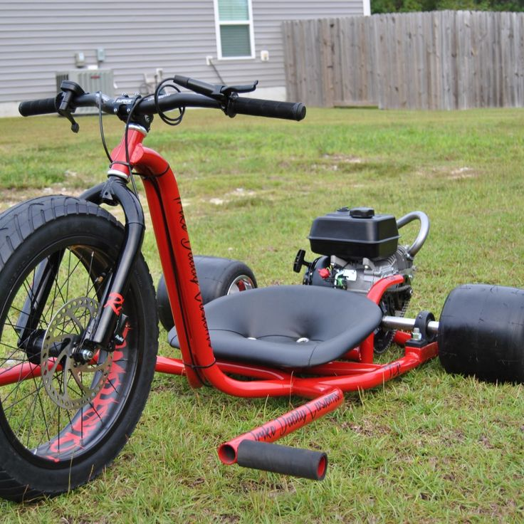 Trike Daddy Customs Drift Trikes