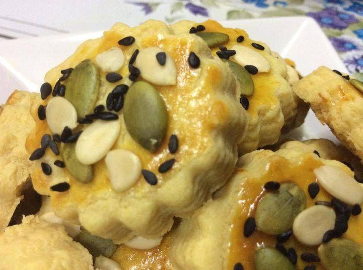 Resep Kue Kering Coklat Kacang Tanah Kue Kering Pinterest | Servis ...