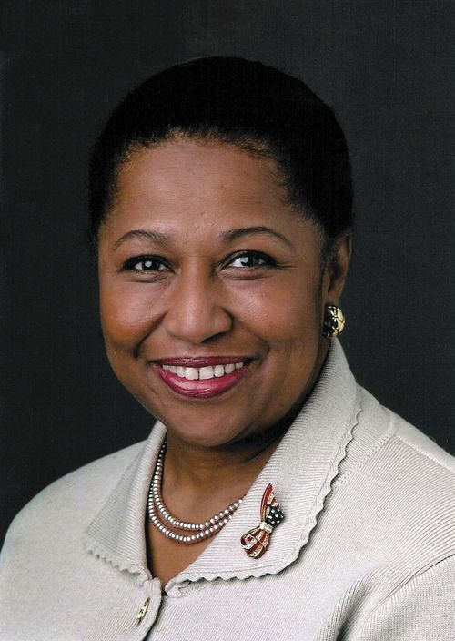 Carol Moseley Braun (b.1947) is an American politician and lawyer who represented Illinois in the United States Senate from 1993 to 1999. She was the first and only African-American woman elected to the United States Senate, the first African American U.S. Senator for the Democratic Party, the first woman to defeat an incumbent U.S. Senator in an election, and the first and only female Senator from Illinois. In November 2010, she campaigned for Mayor of Chicago, losing to Rahm Emanuel.