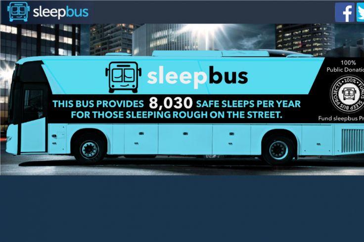 Sleepbus: The First Bus of Many by Simon Rowe - GoFundMe