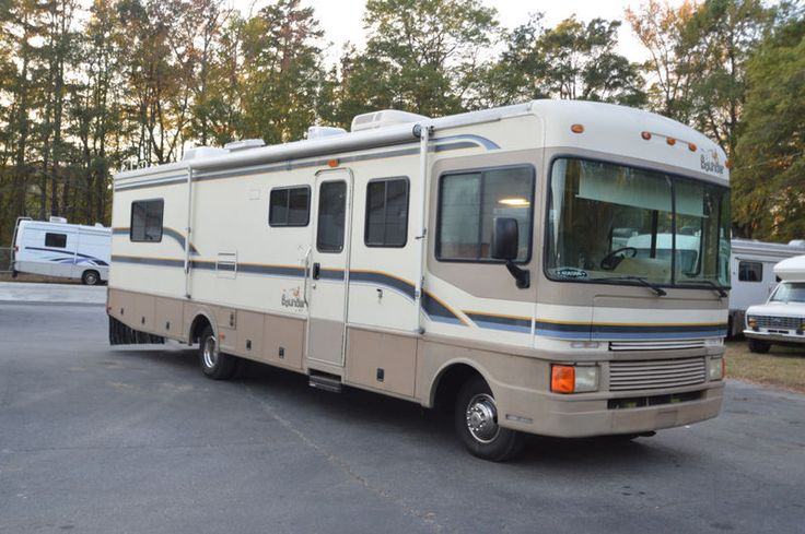 1997 Fleetwood Bounder 34P for sale Greenville, SC RVT