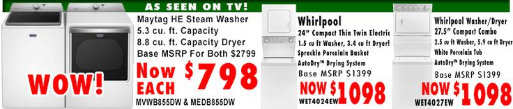 Labor day Deal at  Appliance Direct, Home Appliances, Refrigerators, Washers, Dryers, Ranges, Freezers, Central Florida.