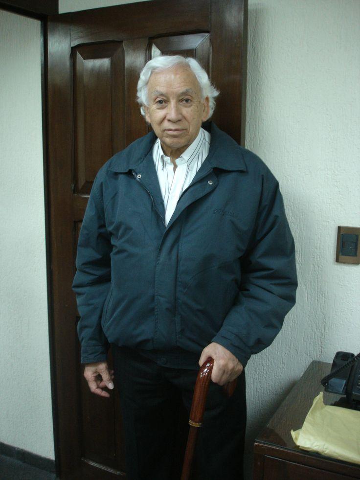 el Padre Mario Alberto Jimenez Rojas