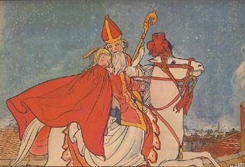 Het land van Sinterklaas (Rie Cramer)
