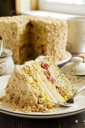 """Торт """"Стаканник"""". Ничего не может быть вкуснее """"забытого, старого, проверенного годами"""" торта."""