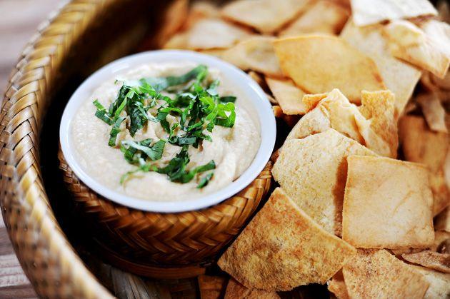Pioneer Woman Hummus