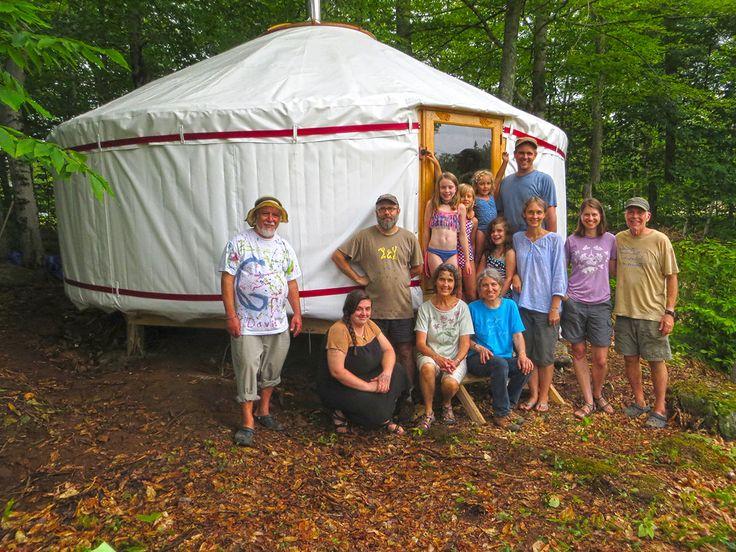 buyayurt - Two Girls Farm & Yurts