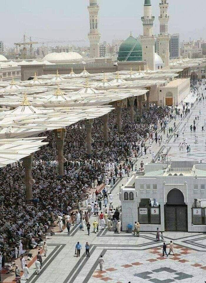 Pin By Ebrahim Saban On Islamic Pictures Medina Mosque Masjid Mecca Madinah