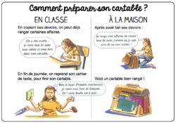 Des mini-leçons en vie de classe !