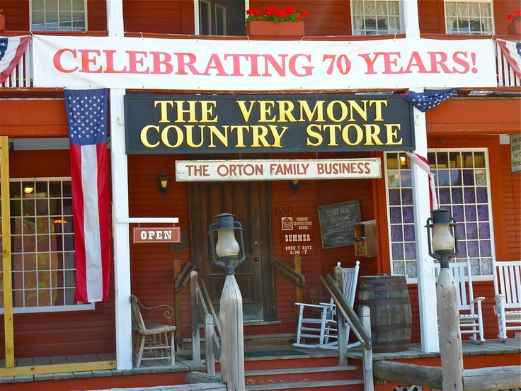 Vermont Country Store, Weston VT http://visitingnewengland.com/blog-cheap-travel/?p=7185