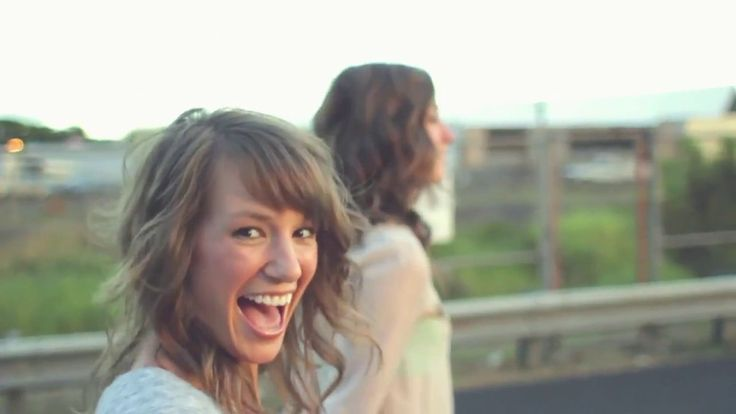 Cute Girls on Roller Coaster