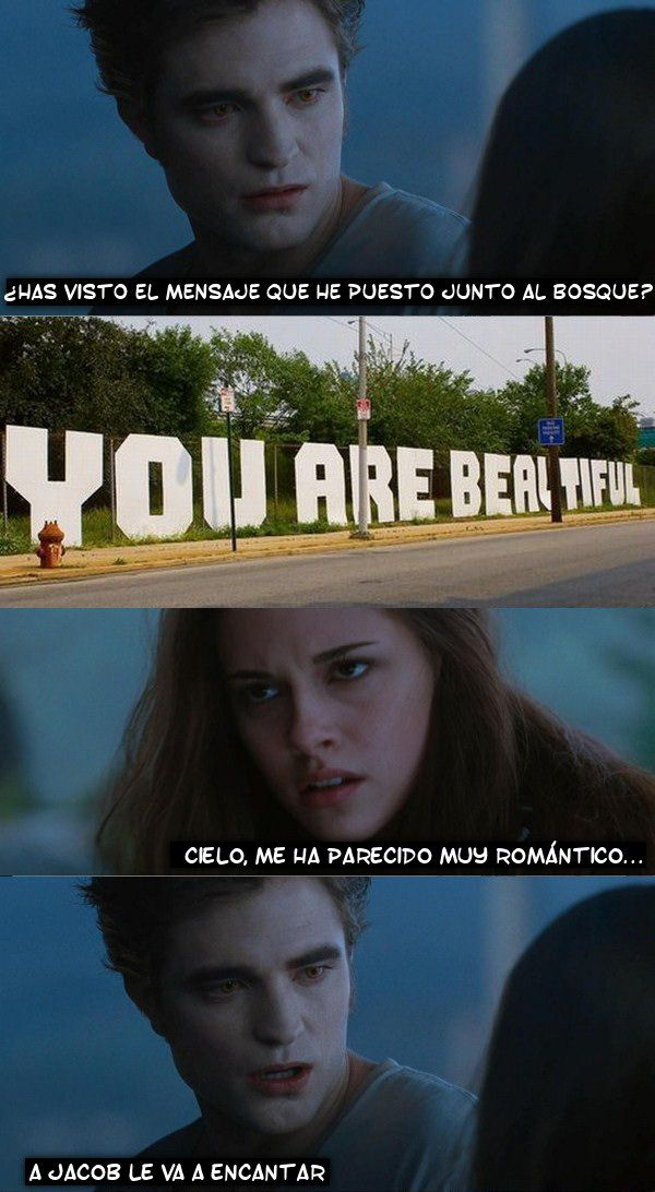 #TirasComicas #Memes #Twilight #Crepusculo