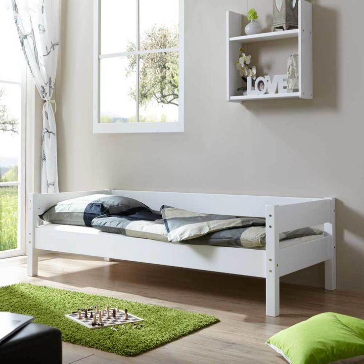 Kinderzimmer Bett in Weiß Buche Massivholz Jetzt bestellen unter: https://moebel.ladendirekt.de/kinderzimmer/betten/kinderbetten/?uid=7c4df26b-fc65-5534-8f86-930f8e75b218&utm_source=pinterest&utm_medium=pin&utm_campaign=boards #kinderzimmer #kinderbett #schubladenbett #kinderbettchen #betten #bett #multifunktionsbett #multifunktions #schubladenbetten #funktionsbett #kojenbett #multifunktionsbetten #kinderbetten #kojen