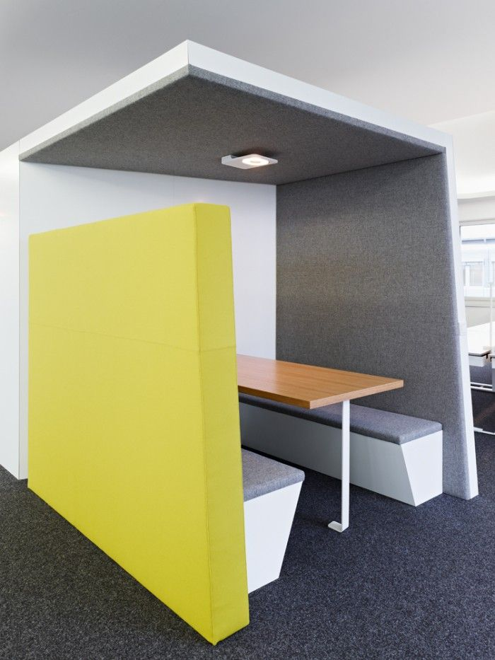 Check Out SAP's Amazingly Collaborative and Teamwork-based Walldorf Office - Office Snapshots #evolveoffice