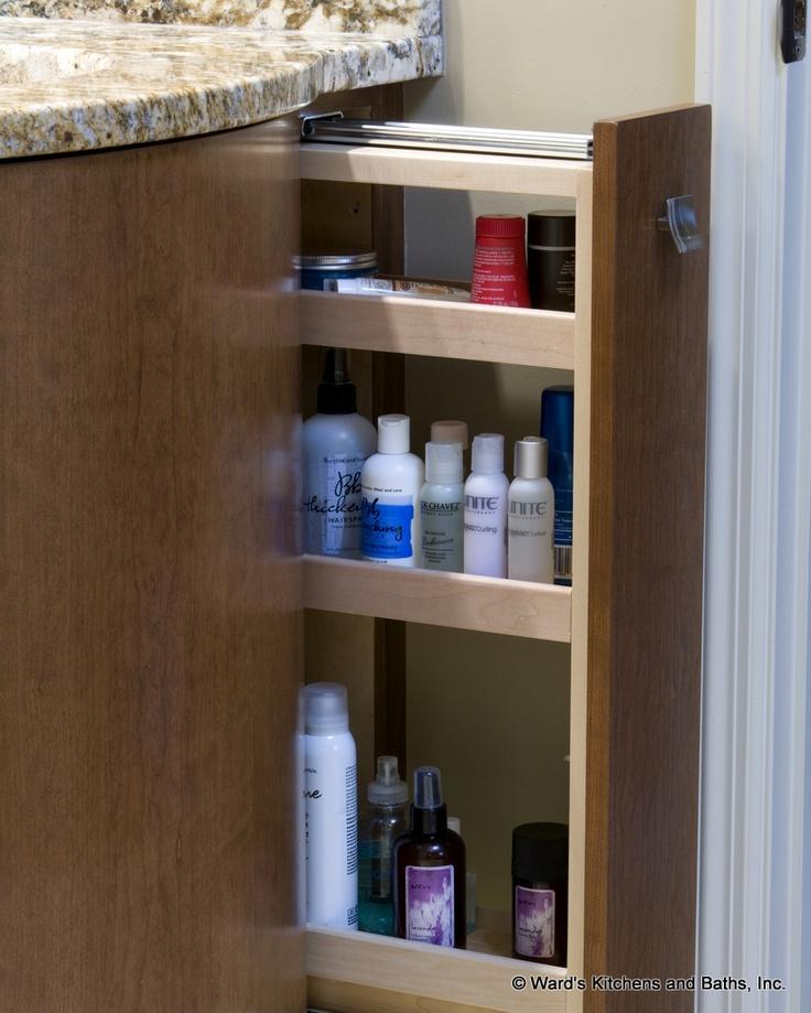 56 best bathroom updates images on pinterest bathroom for Bathroom cabinets update ideas