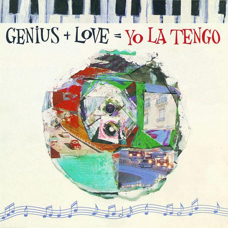 """Yo La Tengo """"Genius  Love = Yo La Tengo"""""""
