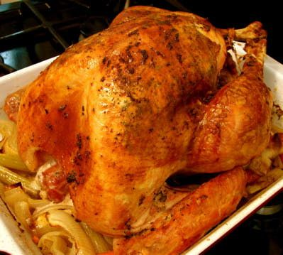 Cooking Turkey for Beginners - An Easy Step-by-Step Turkey Recipe: Letting the Turkey Rest Before Serving