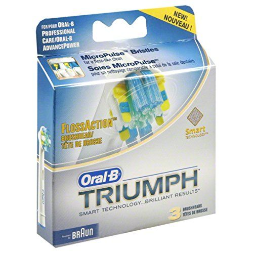 #wow For #Oral-B Professional Care/Oral-B Advance Power. Micro Pulse bristles for a #floss-like clean. Floss Action. Smart Technology. Powered by Braun. Advanced ...