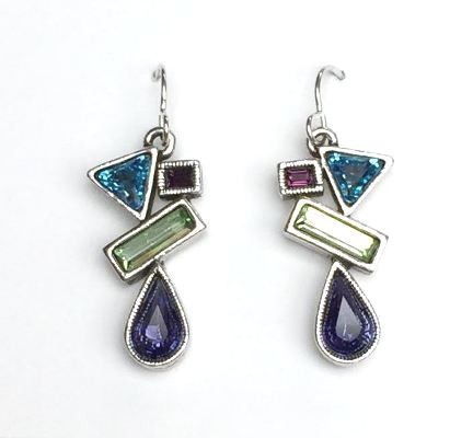"Patricia Locke ""Whirlwind"" Earrings"