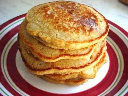Weight Watchers Cinnamon Applesauce Pancakes recipe – 2 points | Weight Watchers Recipes