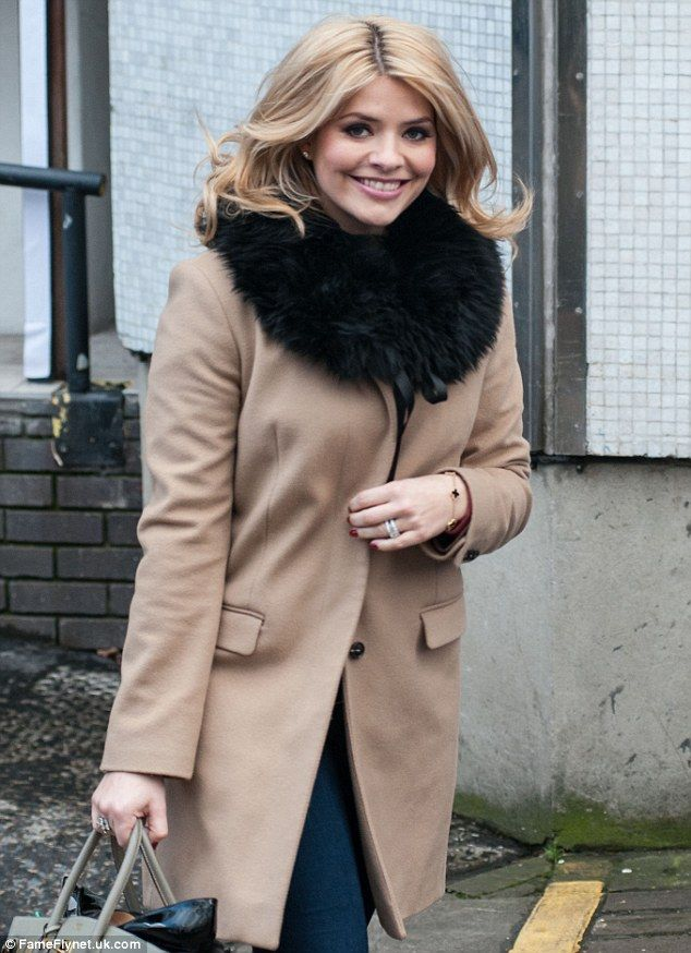Holly Willoughby wearing Blanche in the Brambles