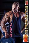 NAKD T BACK TANK TOP VEST RACER Y BACK, STRINGER, BODYBUILDING, MENS GYM SINGLET