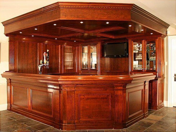 Planning U0026 Ideas : Custom Home Bars: Desgining A Bar Inside Your Home  Portable Barsu201a Wetbaru201a Bar Design Also Planning U0026 Ideass