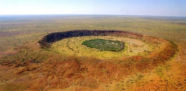 Australia's most spectacular meteorite craters