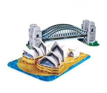Just in!! Hours of challenging fun!  Looking for a fun gift idea? Check out our Opera House and Harbour Bridge 3D Puzzle Set!! Recreate this famous monument in 3D to display in your home with pride. Serves as a great gift idea for all ages 8 and above. Hurry though, stocks are limited!!  Find it here: http://www.magnamail.com.au/new-arrivals/opera-house-harbour-bridge-3d-puzzle-set.html