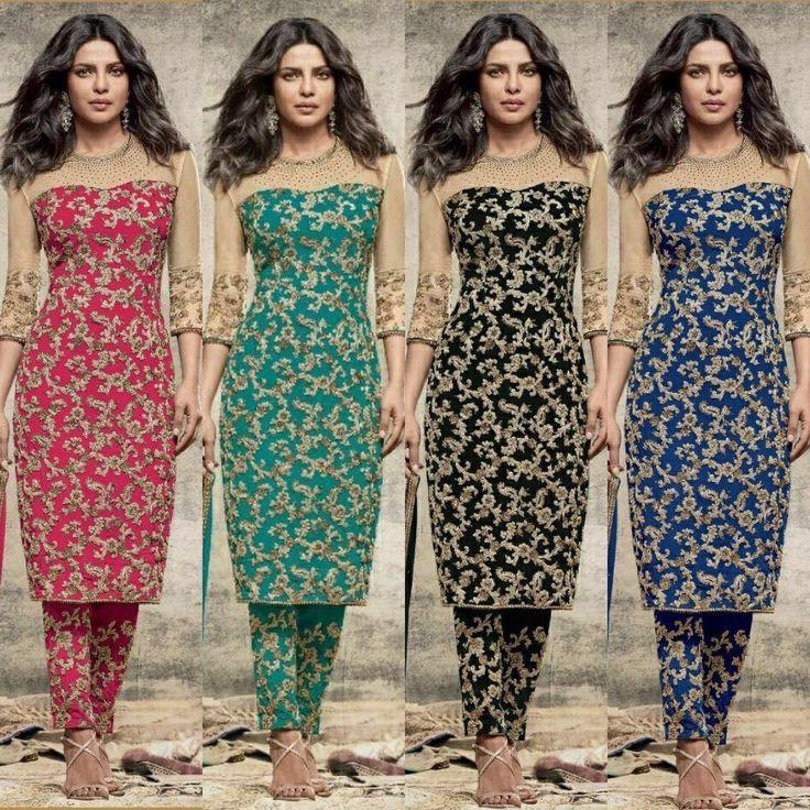 Salwar Kameez 155249: Indian Pakistani Salwar Kameez Bollywood Designer Anarkali Suit Dress K 5153H -> BUY IT NOW ONLY: $49.95 on eBay!