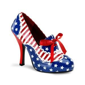Fourth of July, American Shoes    I NEED these in my closet