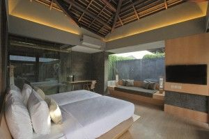 Twin Bedroom by Tabú