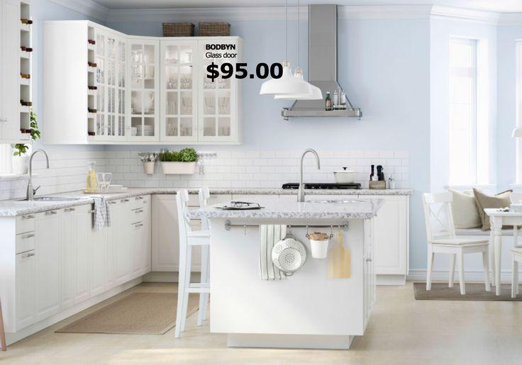 Ikea white shaker