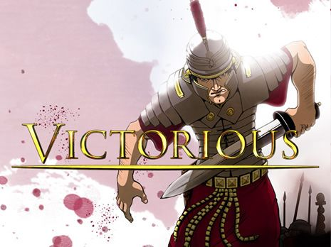 Play VICTORIOUS, Energy Casino's Game of the Week! P.S. DOUBLE ENERGY POINTS are earned on each bet round grin emoticon http://goo.gl/E2wvKN