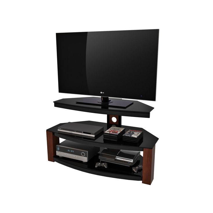 rhine cherry 40inch tv stand rhine 40 tv stand black