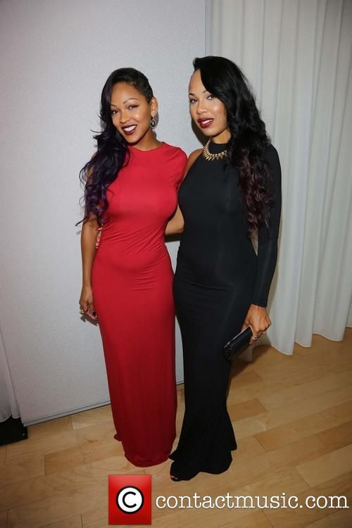 Meagan Good And La Myia Good Sisterhood Pinterest