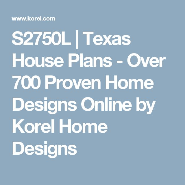 Texas House Plans Over 700 Proven Home Designs: 1000+ Ideas About Texas House Plans On Pinterest