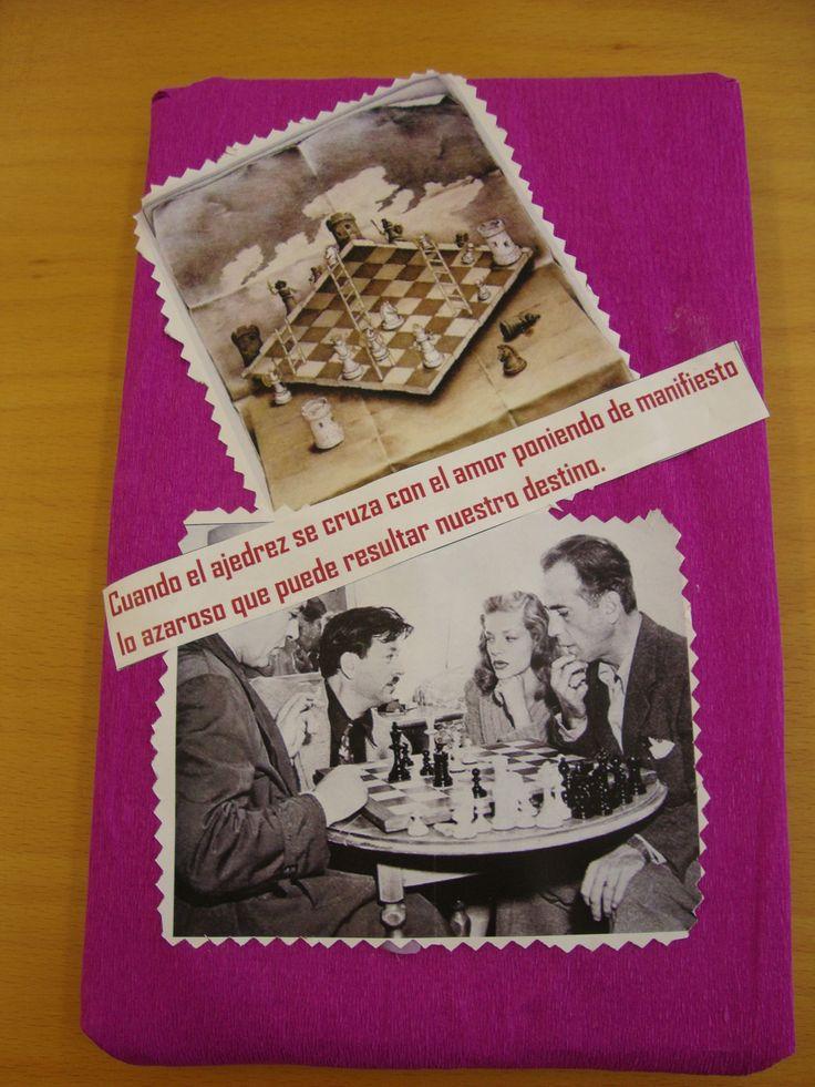Cuando el ajedrez se cruza con el amor poniendo de manifiesto lo azaroso que puede resultar nuestro destino.