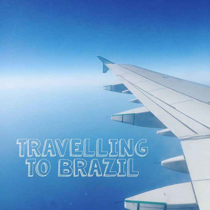 Travelling to Brazil soon? Everything you need to know here!