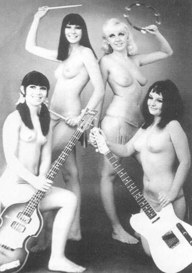 from Jovani all female bands topless
