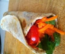 Gluten free tortilla wrap recipe