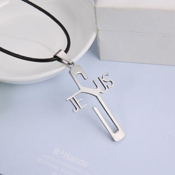 Jesus Necklace - Praise The Lord