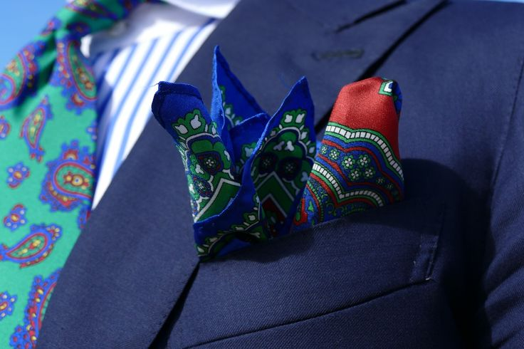 Details. Focus details for bespoke jacket with pocket square and ties 7 fold all product 100% handmade in Italy. Discover complete collection RTW and buy online at www.cordone1956.it, buy made in Italy, shipping worldwide.