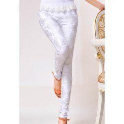 $7.78 Glamour Slim Fit Retro Style Printing Leggings For Women
