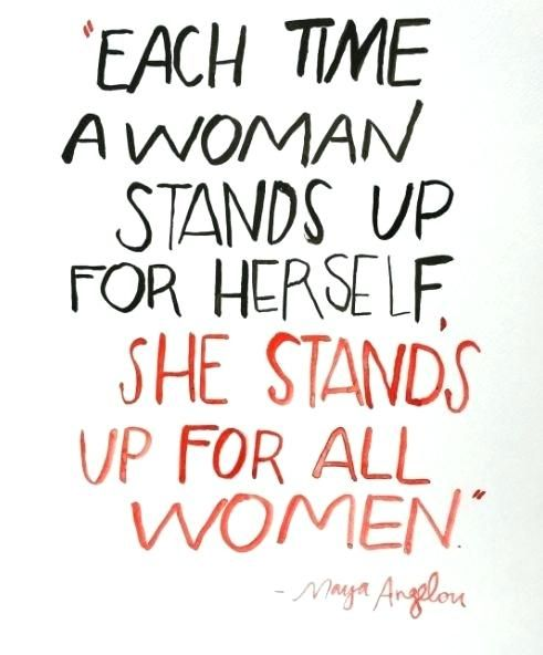 Empowering Quotes For Women Fight Like A Girl Quotes Woman
