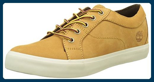 Timberland Damen Flannery Oxfordwheat Sneakers, Braun (Wheat Nubuck), 39 EU - Sneakers für frauen (*Partner-Link)