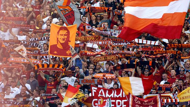 AS Roma Tickets | Buy Roma Tickets Online