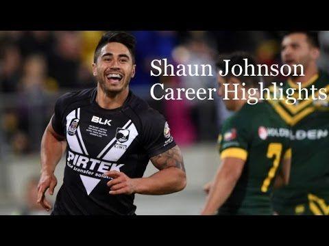 Shaun Johnson    One of a Kind    Career Highlights