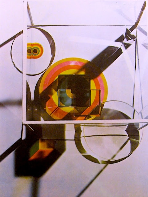 1930s PAUL OUTERBRIDGE Prisms